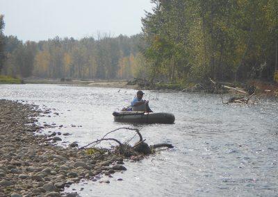 Bitterroot Water Master Rafts