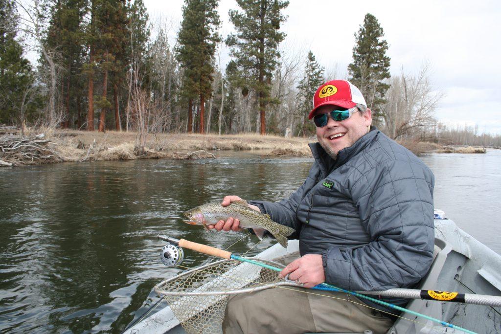 Rich Stuber Water Master Rafts
