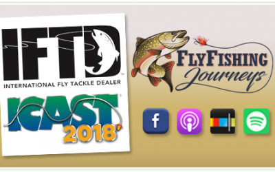 Day 1 at the International Fly Tackle Dealer Show (IFTD)