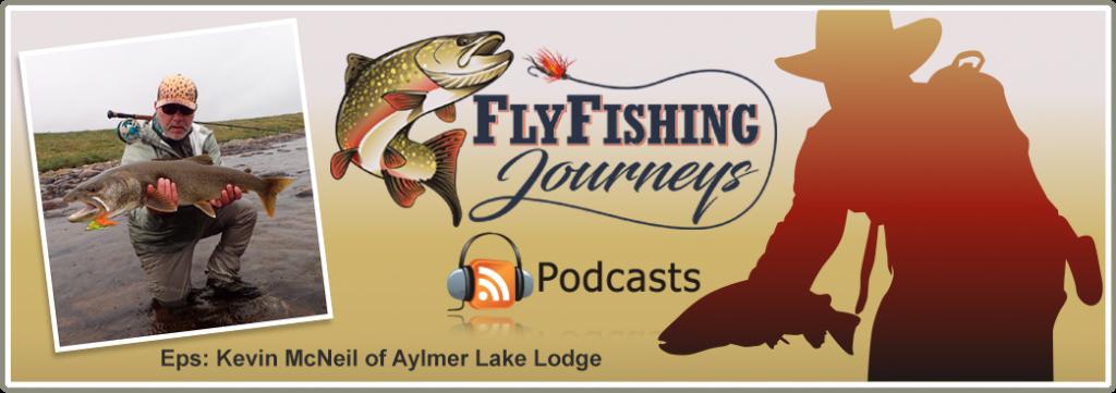 03_FlyFishing_PodcastCover_Aylmer_Lake_Lodge