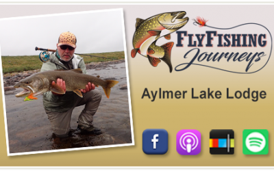 Kevin McNeil of Aylmer Lake Lodge