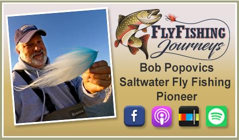 Bob Popovics – Flies and Strategies for Big Stripers
