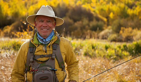 Johnny Le Coq of Fishpond: Photographer, Fly Fisher & Conservationist