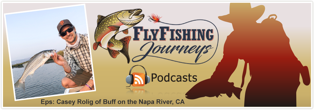 Casey Rolig of Buff on the Napa River