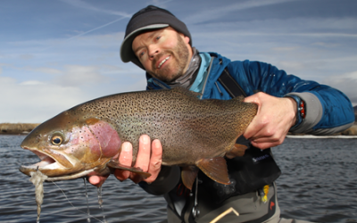 Landon Mayer – The Hunt For Giant Trout