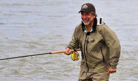 Tom Rosenbauer of Orvis: A Legacy in Fly Fishing