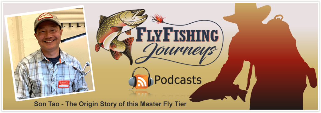 Fly Tying Son Tao Master Fly Tier