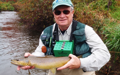 Tom Gilmore – Author, Flyfisher's Guide to Pennsylvania & More