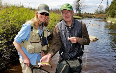 Ted Williams – Author & Conservationist – Native Fish Coalition