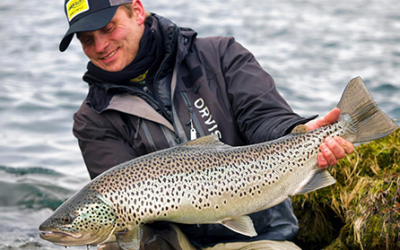 Fly Fishing In Iceland with Fish Partner